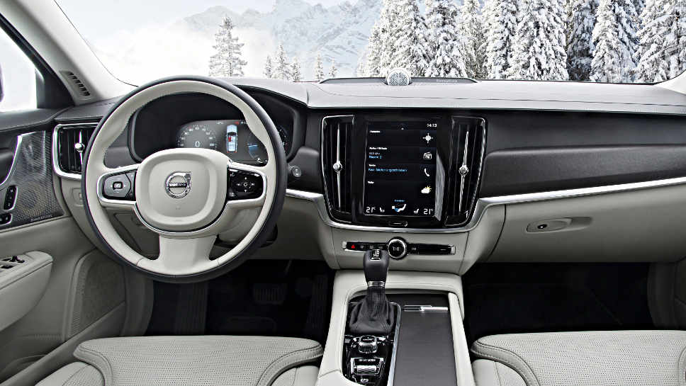 Volvo V90 Cross Country neu Aufmacher Volvo