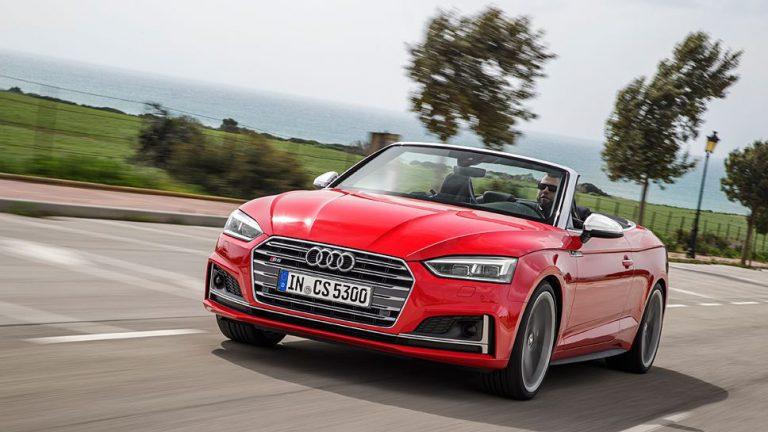 Audi A5/S5 Cabrio: Beschwingt in den Frühling