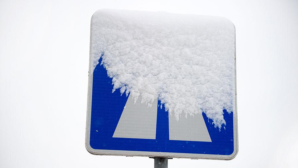 Der Weg aus den Wintersportgebieten dauert am Wochenende länger