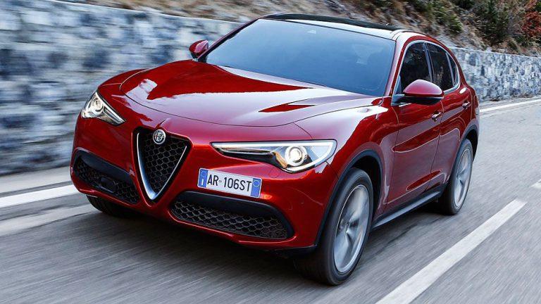 Alfa Romeo Stelvio: Die Pass-Höhe des Segments im Visier