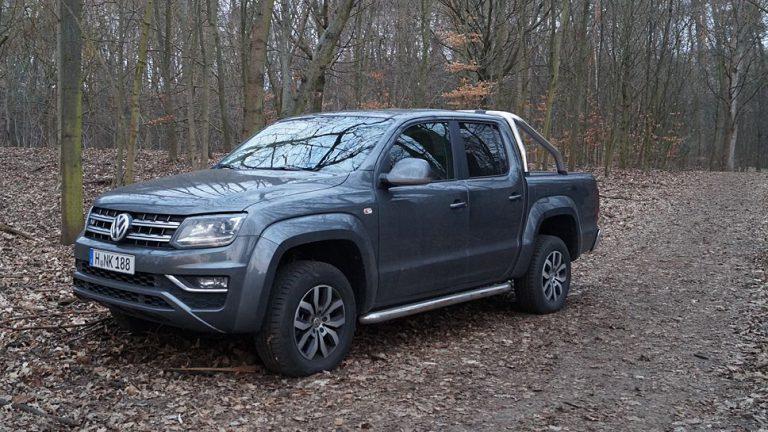 VW Amarok: Macho mit Abschleppgarantie