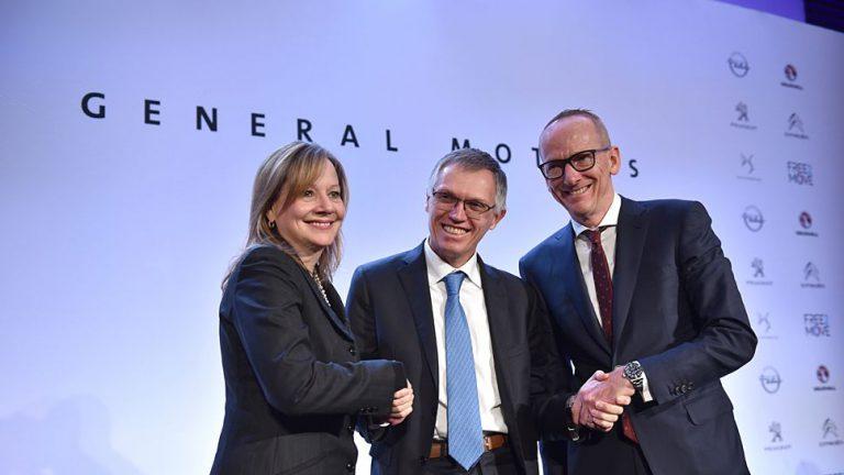 Opel-Chef Neumann: «Chance auf einen europäischen Champion»