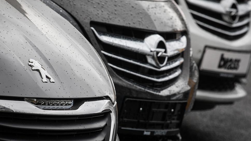 PSA legt vor der Opel-Übernahme zu.