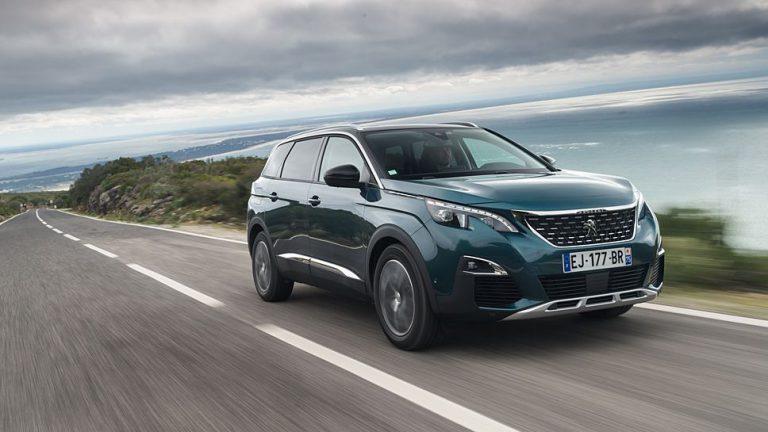 Peugeot 5008: Vom Van zum SUV