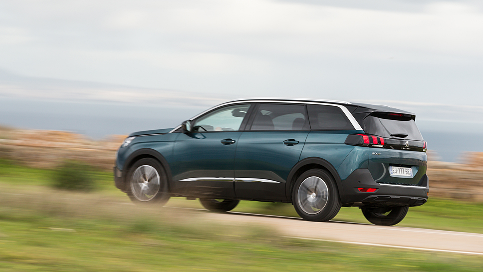 Peugeot hat den 5008 in ein SUV verwandelt