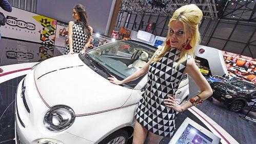 Fiat präsentiert in Genf den 560