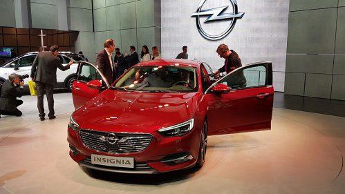 Opel setzt große Hoffnungen auf den neuen Insignia