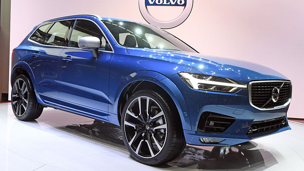 Volvo bringt die zweite Generation des XC60