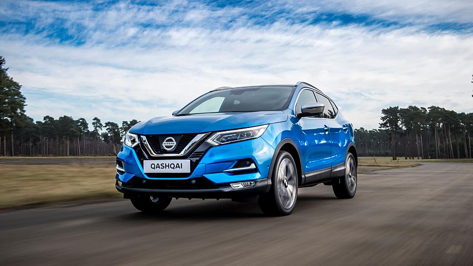 Nissan hat den Qashqai stark aufgewertet