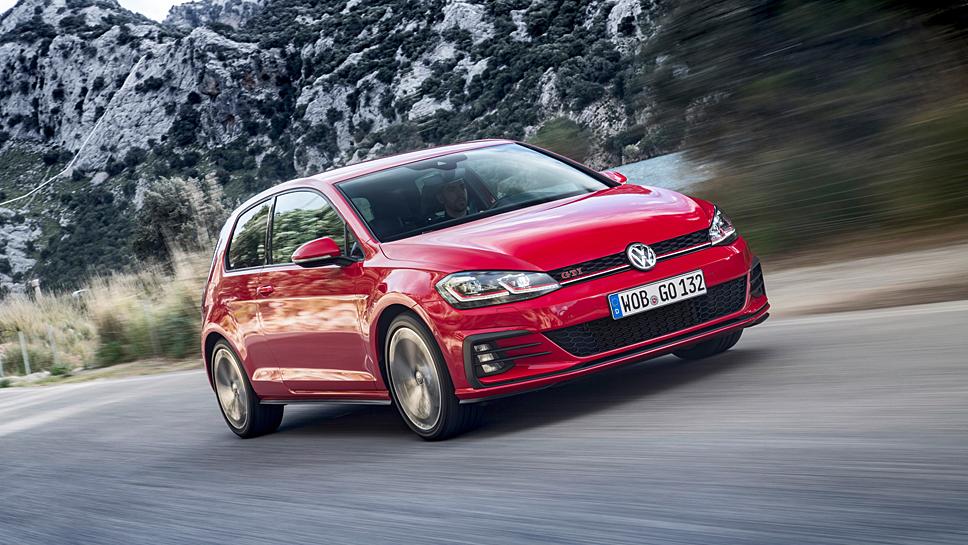 VW hat den Golf GTI nachgeschärft