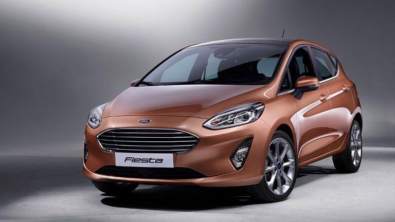 Ford preist Fiesta neu ein
