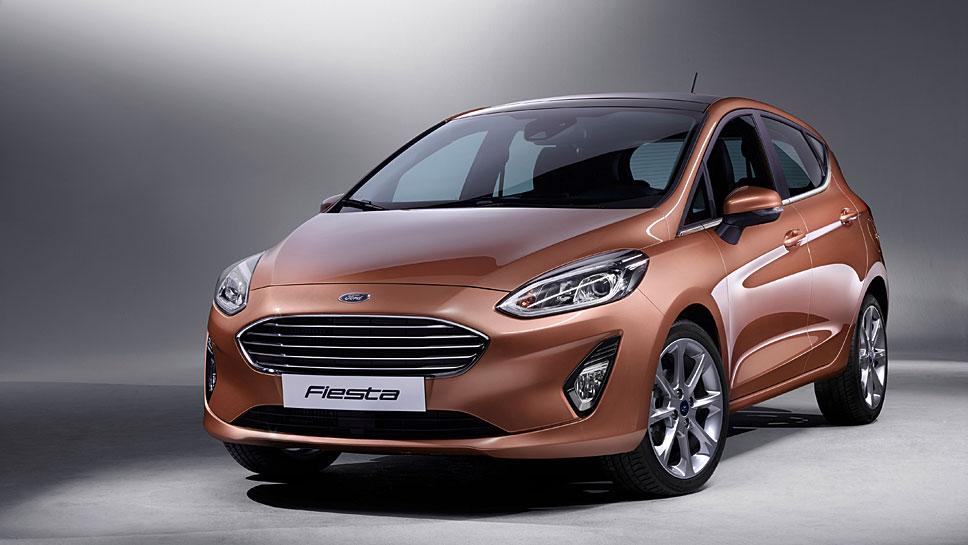 Das Topmodell Ford Fiesta Titanium kostet etwas mehr als 17.000 Euro