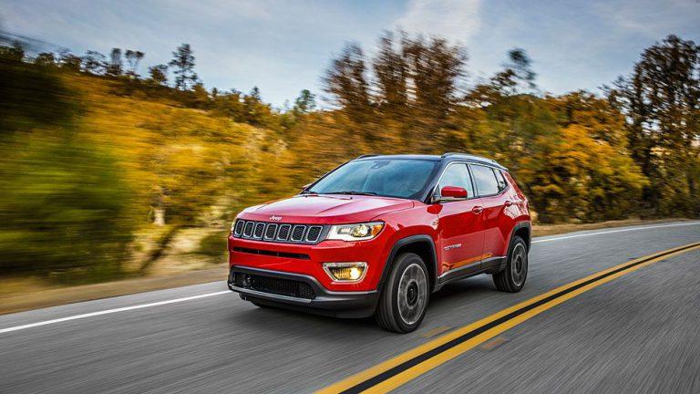 Jeep Compass: Die Richtung stimmt