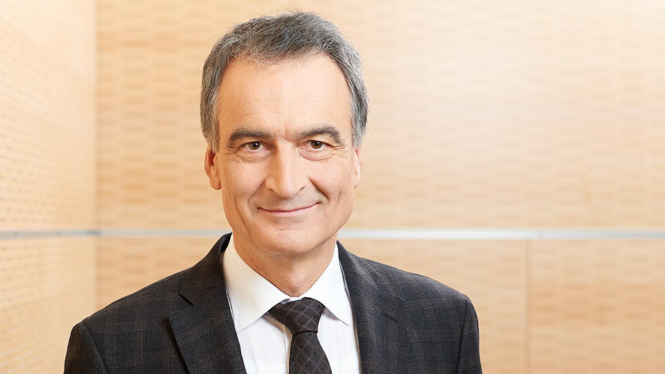 Gerhard Baum ist Digitalchef bei Schaeffler.