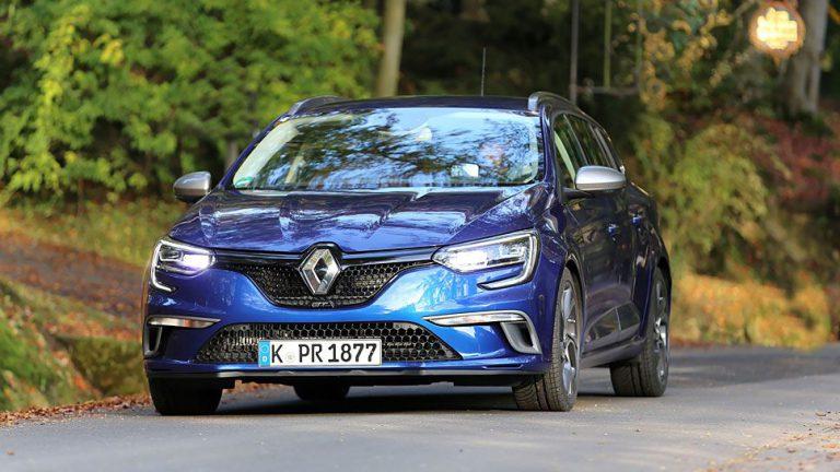 Renault Mégane Grandtour GT: Nicht nur schnell, sondern auch flott