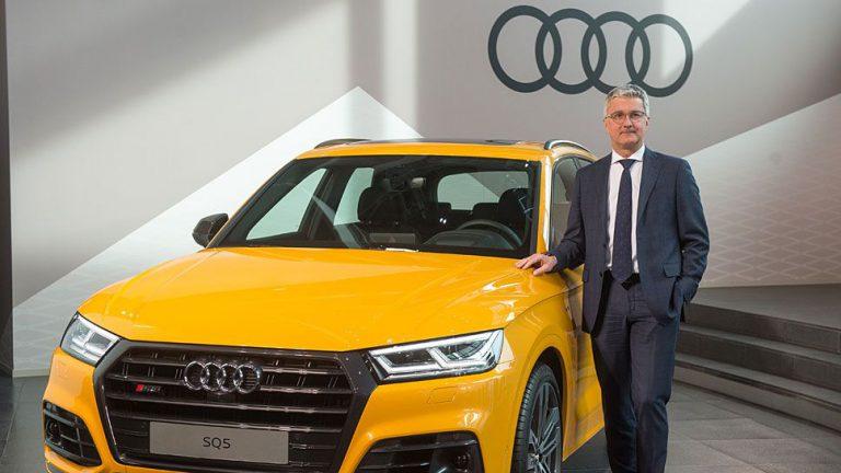 Audi: Hohe Abgaswerte durch technische Fehler