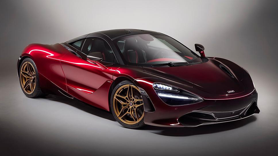 Der 720S ist der Auftakt zu McLarens Modelloffensive