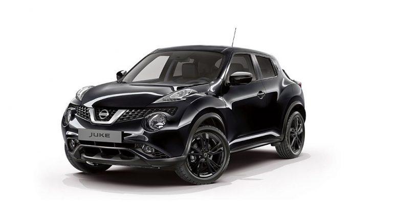 Nissan Juke dreht zum Abschied auf