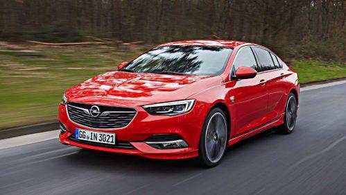 Optisch macht der Opel Insignia Grand Sport was her.