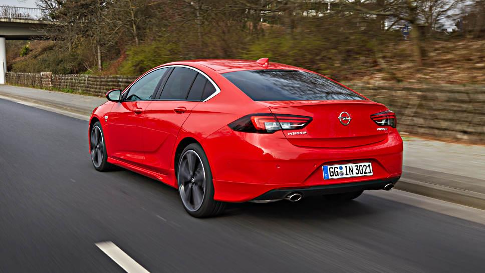 Opel Insignia Grand Sport neu Aufmacher Opel