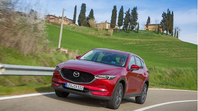 Mazda CX-5: Bestseller auf Golf-Wegen
