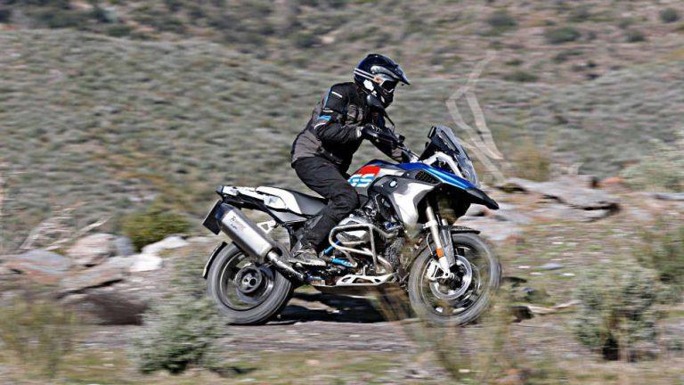 BMW R 1200 GS Rallye: Es lebe der Spaß