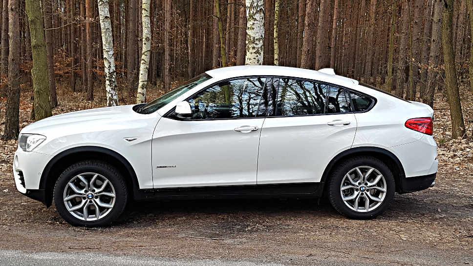 BMW X4 neu Aufmacher AG/Mertens