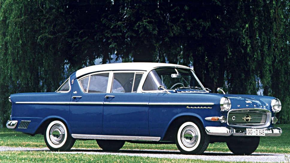 Opel Kapitän neu Aufmacher Opel