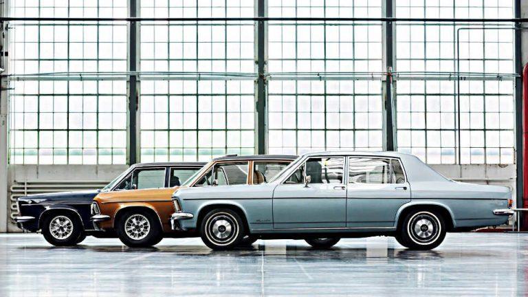 Opel und seine berühmten «KAD»-Modelle