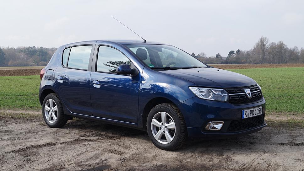 Der Dacia Sandero ist der Bestseller bei der rumänischen Renault-Tochter