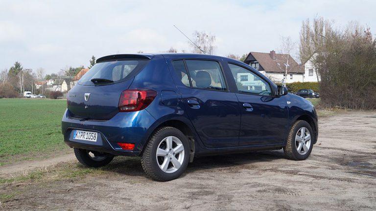 Dacia feiert bestes Quartal seit Marktstart
