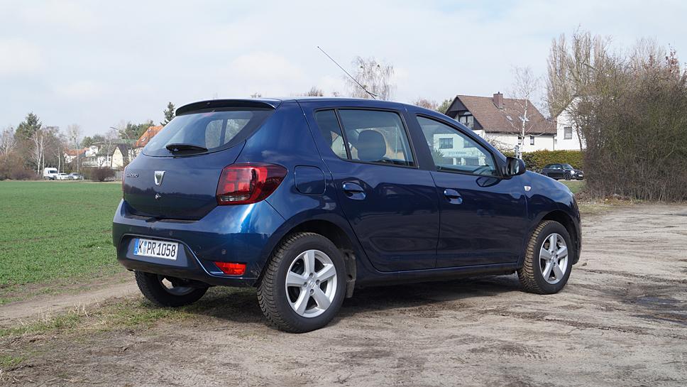 Der Sandero macht mehr als ein Drittel der Dacia-Verkäufe aus