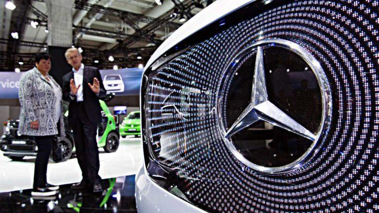 Daimler erwartet trotz Diesel-Ärgers Rekord-Quartal