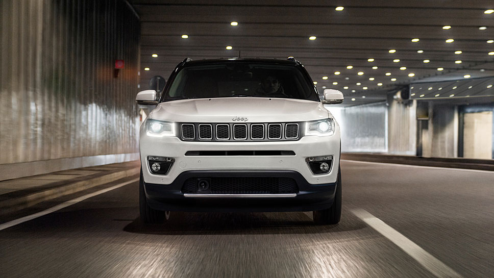 Jeep startet die neue Compass-Generation mit einem Sondermodell