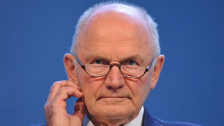 Ferdinand Piëch verkauft Aktienpaket an Porsche SE