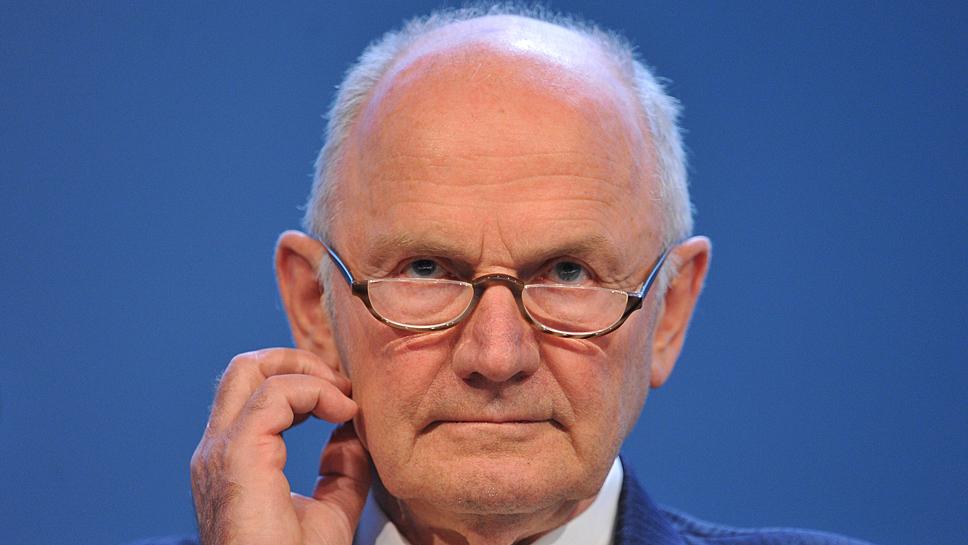 Ferdinand Piëch verkauft ein großes Aktienpaket