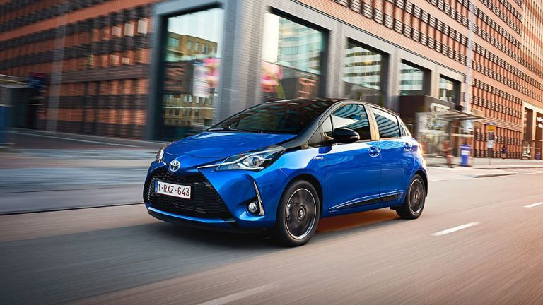 Toyota Yaris: Intensiver entspannen