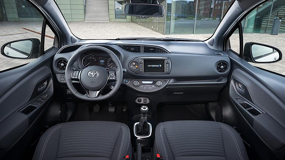Toyota hat dem Yaris mehr als ein Facelift zukommen lassen