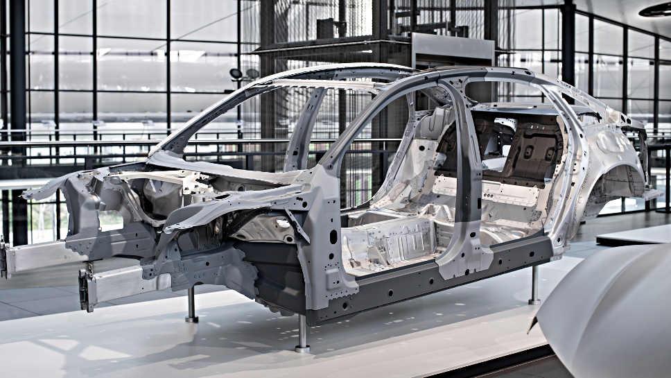 Der neue Audi A8 wird zum Jahresende in den Markt eingeführt