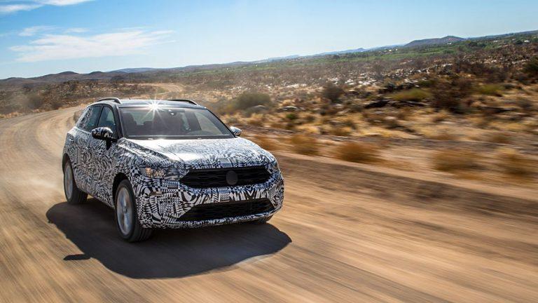 VW schickt T-Roc in die Serienproduktion