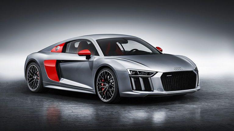 Audi bringt beim R8 Farbe ins Spiel