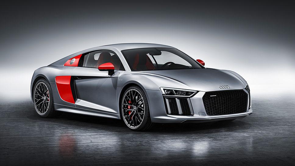 Der R8 Edition Audi Sport wird nur 200 Mal aufgelegt