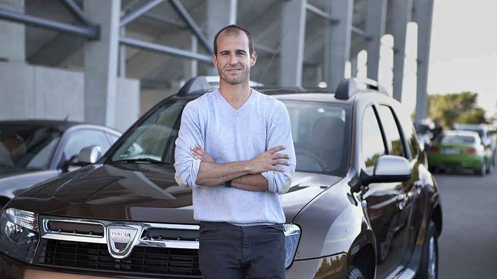 Mehmet Scholl ist Markenbotschafter von Dacia
