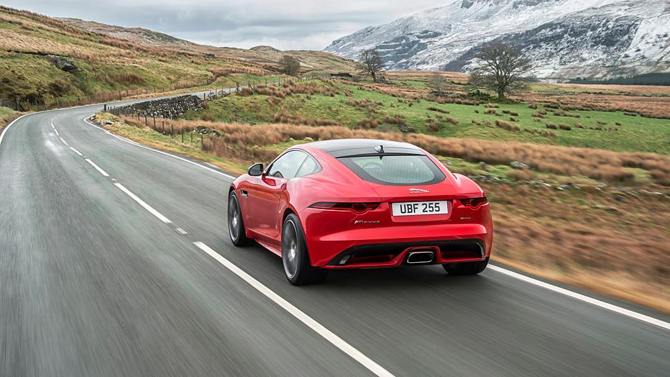 Jaguar verbaut einen Vierzylinder im F-Type