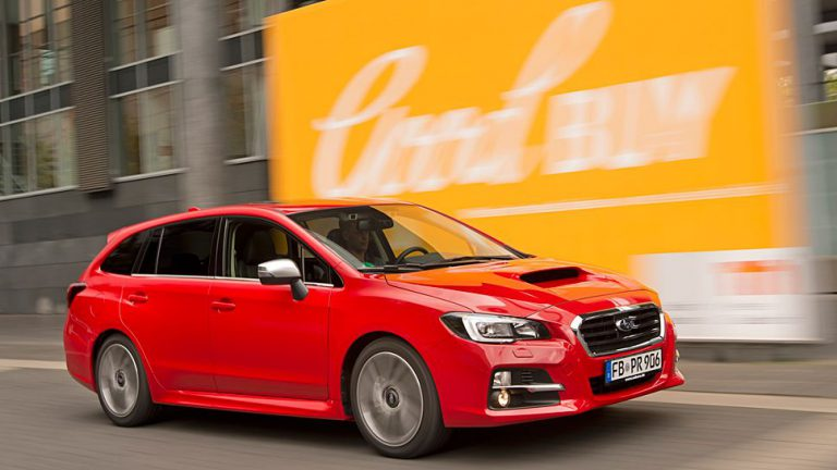 Subaru Levorg: Interessante Mischung