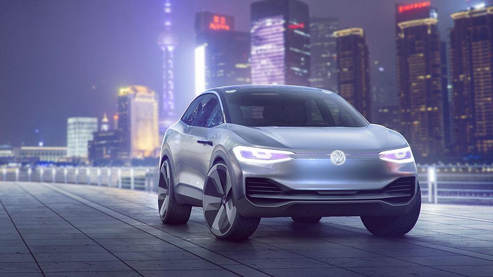 Der VW I.D.Crozz soll 2020 in Serie gehen
