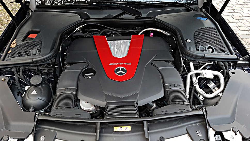 Mercedes-AMG E43 T-Modell neu AG/Mertens