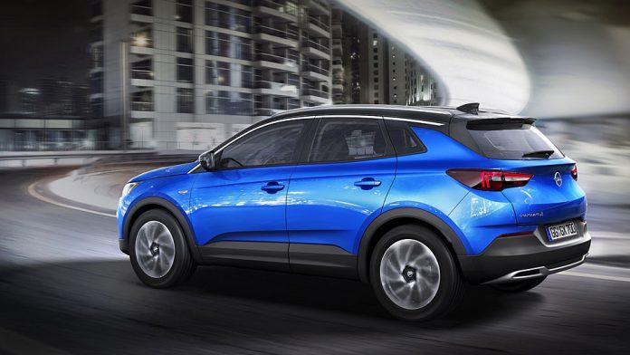 Opel hat die Preise für den Grandland X bekannt gegeben