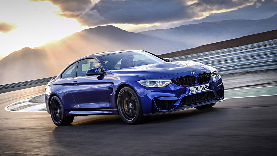 Mit dem M4 CS füllt BMW eine Lücke im sportlichen Bereich
