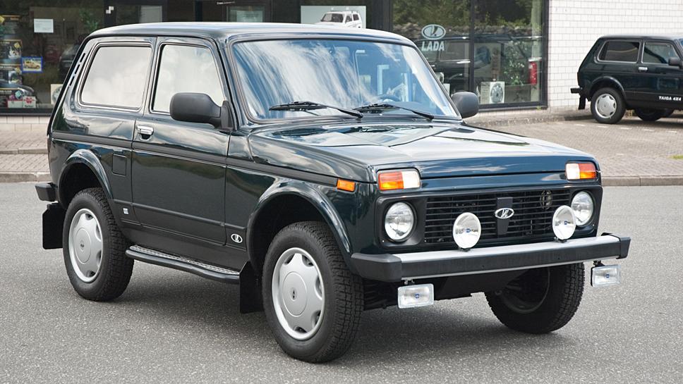 Der Lada Taiga 4x4 ist als kultiger Geländewagen sehr begehrt